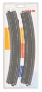 Märklin 20330 H0-Gleis gebogen (R3 / 30°