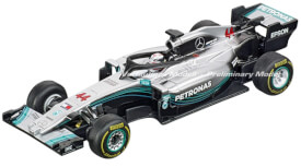 CARRERA GO!!! - Mercedes-AMG F1 W09 EQ Power+ ''L. Hamilton, No.44''