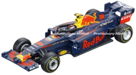 CARRERA GO!!! - Red Bull Racing RB14 ''M.Verstappen, No.33''
