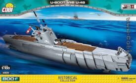 COBI 4805 WS GERMAN SUBMARINE TYPE VIIB U-BOOT
