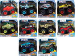 Mattel GCF94 Hot Wheels Monster Trucks 1:43 Bash Ups sortiert