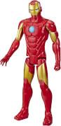 Hasbro E3309EU0 Marvel Avengers Titan Hero Serie 30 cm große Action-Figuren mit Titan Hero Power FX Port