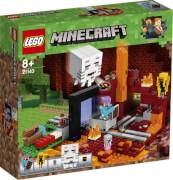 LEGO® Minecraft 21143 Netherportal, 470 Teile