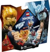 LEGO® Ninjago 70684 Spinjitzu Slam - Kai vs. Eis-Samurai, 164 Teile, ab 8 Jahre