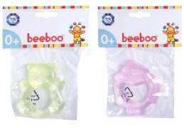 Beeboo Baby Kühlbeißring, 2-fach sortiert