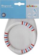 SpielMaus Baby Ringrassel, Babyspielzeug, # 11,5 cm, ab 0 Monaten