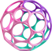 Oball 10 cm - Pink/Lila