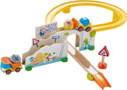 HABA Kullerbü  Spielbahn Auf der Baustelle