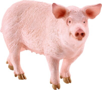Schleich Farm World Bauernhoftiere - 13782 Schwein, ab 3 Jahre