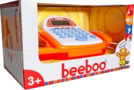 Beeboo Kitchen Registrierkasse mit Funktion und Zubehör, Kaufläden & Zubehör, ca. 23x15x9 cm, ab 3 Jahren