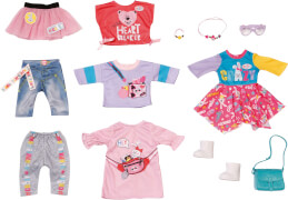 BABY born City Fashion Set 43 cm