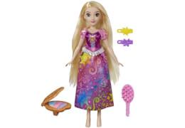 Hasbro E4646EU4 Play Doh Rapunzels magisches Regenbogen-Haar