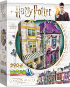 3D-Puzzle Harry Potter Madam Malkins Anzüge & Florean Fortescues Eissalon 290 Teile
