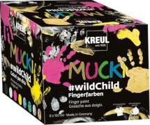 MUCKI Fingerfarben Premium-Set #wildChild