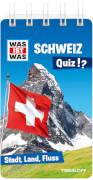 WAS IST WAS Quizblock. Schweiz Quiz!