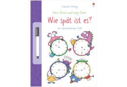 Wisch-und-weg: Wie spät ist es?