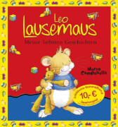 Leo Lausemaus - Meine liebsten Geschichten, ab 3 Jahren