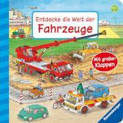 Ravensburger 43778 Entdecke die Welt der Fahrzeuge