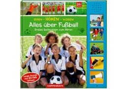 Coppenrath Verlag 62661 Buch ''Sehen - Hören - Wissen: Alles über Fußball'', ab 2 Jahre
