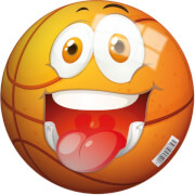 JOHN FANCY SPORTS,  9''/230 MM, SORTIERT